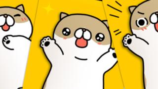 お腹をこちょこちょ♪『こちょねこ』はネコの色んな表情がカワイイ癒し系アプリ