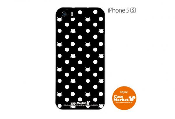 【iPhone5s ケース】シンプル・シルエット