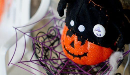 Happy Halloween!ペーパークラフトでハロウィン気分