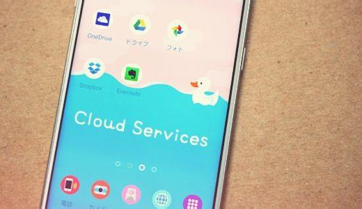 Galaxy S6 edgeはSDカードが使えないけどクラウドでなんとかなりそう