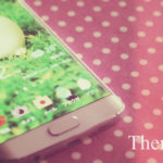 Galaxy S6/S6 edgeテーマサービスにある女子向けの無料テーマを紹介!