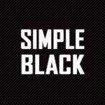 WordPressテーマ「Simplicity2」のシンプルな黒系スキン「SIMPLE BLACK」