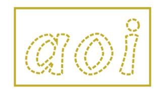 編集後のロゴ