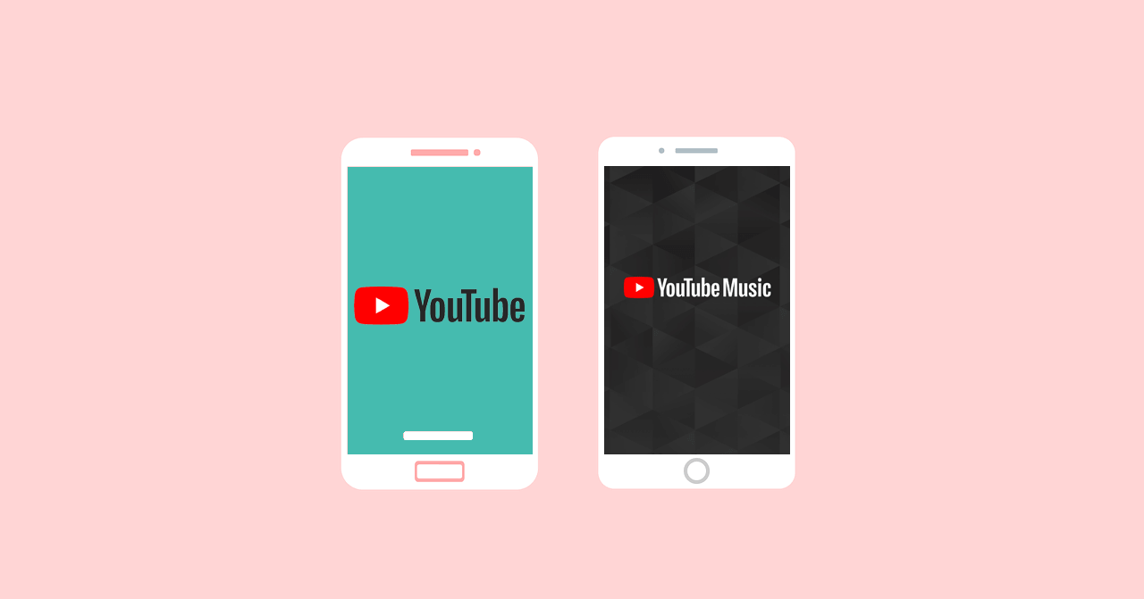 「YouTube Premium」と「YouTube Music Premium」